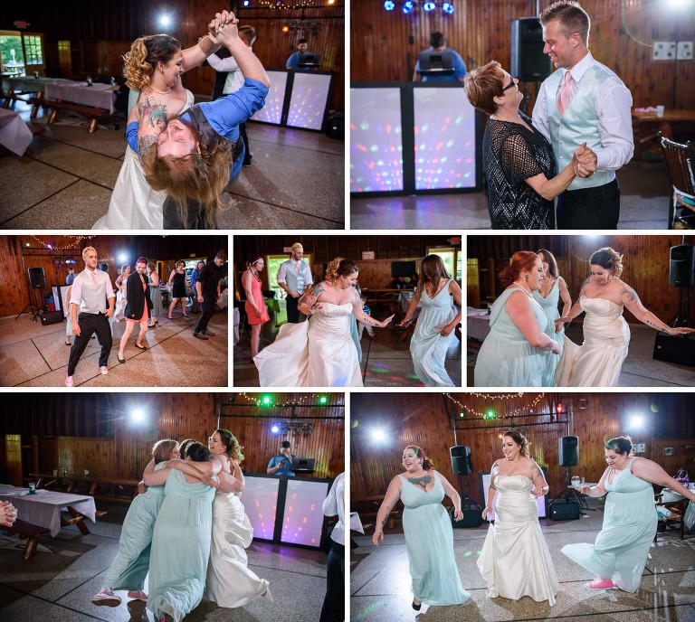Fallasburg Park Wedding In Lowell Mi Cassandra And Shawn Tim
