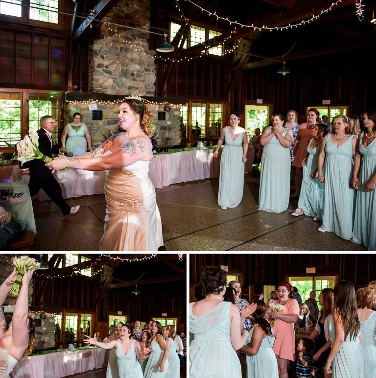fallasburg park wedding in lowell  mi